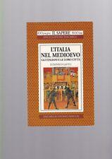 Ludovico Gatto - L'Italia nel Medioevo - Tascabili Newton R