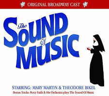 The Sound Of Music - Original Broadway Cast Recording - CD - BRAND NEW SEALED