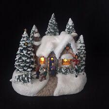 New Listing2015 Thomas Kinkade Painter of Light Country Christmas Homecoming Teleflora Gift
