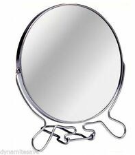 Silver Round Metal Frame Bathroom Mirrors