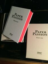 PAPER PASSION A Collectible Book with the Fragrance of Paper