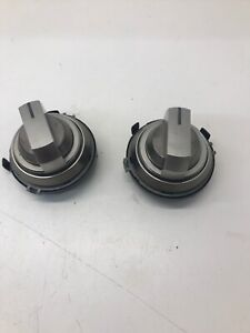 Set Of 2 Samsung NV51K7772DG Double Wall Oven Cook Type Directional Knobs