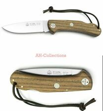 PUMA IP El Corte Taschenmesser pocket knife oak wood Eichenholz Handmade 820134