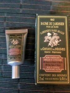 Le Couvent des Minimes Gardener's Hand Healer NAIL & CUTICLE FORTIFYING SALVE