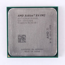 AMD Athlon X4 760K CPU 3.8GHz 4M Quad-Core AD760KWOA44HL Socket FM2 Processors