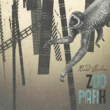 BRAD COHEN - ZOOLOGICAL PARK NEW CD