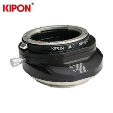 Kipon Tilt Adapter for Nikon F Mount Lens to Nikon Z Z6 Z7 II Mirrorless Camera