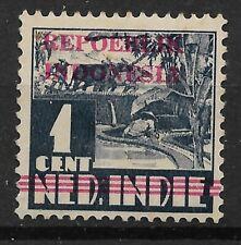 Ned. Indie Repoeblik Indonesia Java- Madoera Zonnebloem 1