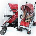 Universal Baby Stroller Pushchairs Accessories Windshield Proof Snow Rain Dust