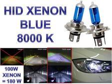 LE XENON SUR VOTRE VOITURE +200% LUMIERE! KIT H4 100W! PUISSANCE + LOOK XENON!