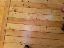 Recycled oregon / douglas fir timber flooring genuine historic 180mm wide boards