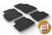 Design Passform Gummimatten Gummi Fußmatten Opel Astra K Sports Tourer ab 2015>