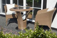 Set de bistro de muebles de jardín