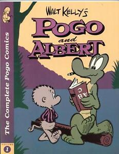 The Complete Pogo Comics Volume 1   Pogo and Albert     1989   1st Print