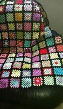 Handmade 100% Wool Crochet Nursery Blankets & Throws