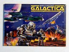 "Vintage BATTLESTAR GALACTICA Lunchbox 2"" x 3"" Fridge MAGNET"
