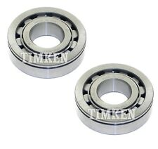 Pair Set of 2 Rear Outer Timken Wheel Bearings for VW Super Beetle Automatic RWD