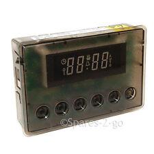 FALCON Genuine Oven Cooker Digital Clock Timer Twin Relay 6 Button P033566