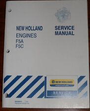 New Holland F5A F5C Engine Service Manual