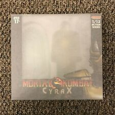 STORM COLLECTIBLES Mortal Kombat Cybernetic Cyrax MISB