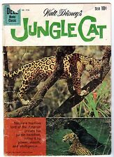 Four Color #1136 featuring Jungle Cat - Good Condition'
