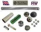 Softair softair aeg v2 gearbox full tune up upgrade kit set m series  cnc metal