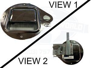 PETERBILT COMPARTMENT DOOR HANDLE RH  29-03610R
