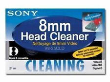 Head Cleaning Video Tape