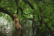 f528 Female Nude Fine Art Photo 20x30cm Signed Print, new release, first sale!