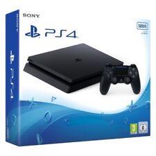 Sony PlayStation 4 Slim 500GB negro