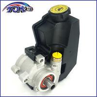 Brand New Power Steering Pump For 97-03 Jeep Cherokee Wrangler Tj