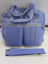 Lug Boxer Convertible Overnight Gym Duffle Carry On Bag Sport Sack Lavender
