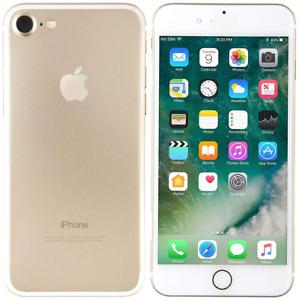 Apple iPhone 7 GSM Factory Unlocked 4G LTE Wifi 32GB Smartphone - Very Good