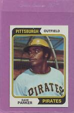 1974 Topps Dave Parker #252 Pirates Rookie Card ~ Pack Fresh MINT DEAD CENTERED