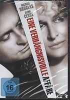 GLENN CLOSE,MICHAEL DOUGLAS ANNE ARCHER - EINE VERHÄNGNISVOLLE AFFÄRE   DVD NEU