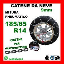 Catene Neve Power Grip 9mm Gruppo 80 gomme 195//55r16 Toyota Corolla Corolla 2003