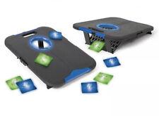 EastPoint Light-Up Bean Bag Toss Cornhole Game Portable Outdoor Tailgate Board
