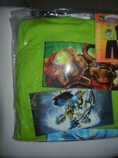 BNIP Next Boys Skylanders 1 Pair PJ's Pyjama's Age 6 Years Tree Rex Chop Chop