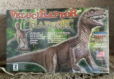 Velociraptor Model Kit Dinosaur Figure Statue NEW Animal Toy Lindberg Set Age 8+