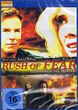 DVD NEU/OVP - Rush Of Fear - Gefährliche Beute - Rosanna Arquette & Chris Potter