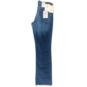 Lee Cooper Vintage Katy 55 Womens High Rise Bootcut Jeans (UK 8, 26W / 30L)