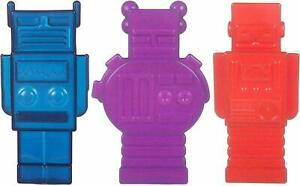Giant Robot Biscuit Cookie Cutters, ideal for Children's Parties, Home Baking