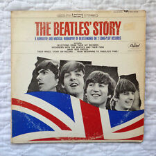 Capitol Records STBO 2222 The Beatles Story 2 lp,GFOLD,NO HOLE MARKS,EXC. COND!