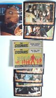1985 Topps The Goonies Lot of 9 Cards Warner Bros Movie Vintage Trading Card