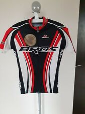 GSG mens racing cycle jersey BRDS Size S small.