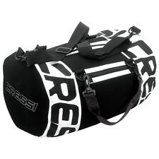 Cressi Sport Bag Water Resistant Duffel Great for Holding Wet Scuba Diving Gear