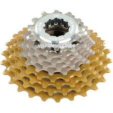 Roldan bicicleta de carreras casete 142g 10 veces 12-25 Campagnolo escandio Titan espigas Road