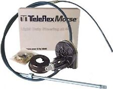 Boat Steering System 11ft Teleflex/Seastar upto 55hp Helm and Cable NO WHEEL