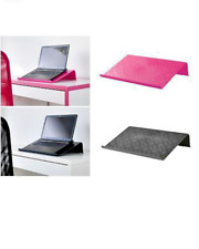 IKEA LAPTOP & TABLET SUPPORT STAND TRAY READING SOFA BED PLASTIC DESKTOP LAP USE