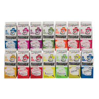 COTTON CANDY FLOSS SUGAR (1) CARTON MANY FLAVORS TO CHOOSE GOLD MEDAL PRODUCTS
